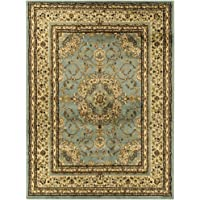 Ottomanson Royal Collection Traditional Oriental Medallion 94