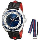 Hamilton Timeless Classic Pan Europ H35405741 (Color: Blue, Tamaño: One Size)