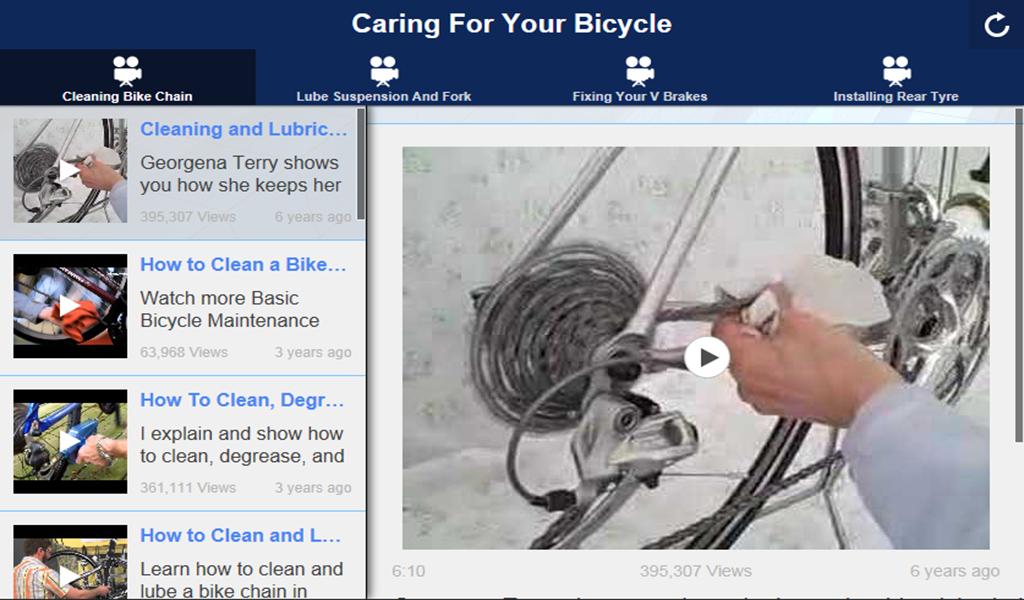 Caring For Your Bicycle Sporting Goods Outdoor Recreation ...
