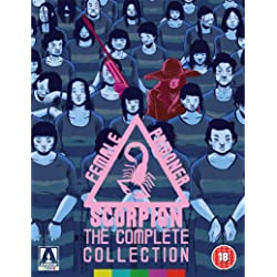 Female Prisoner Scorpion Bluray Boxset