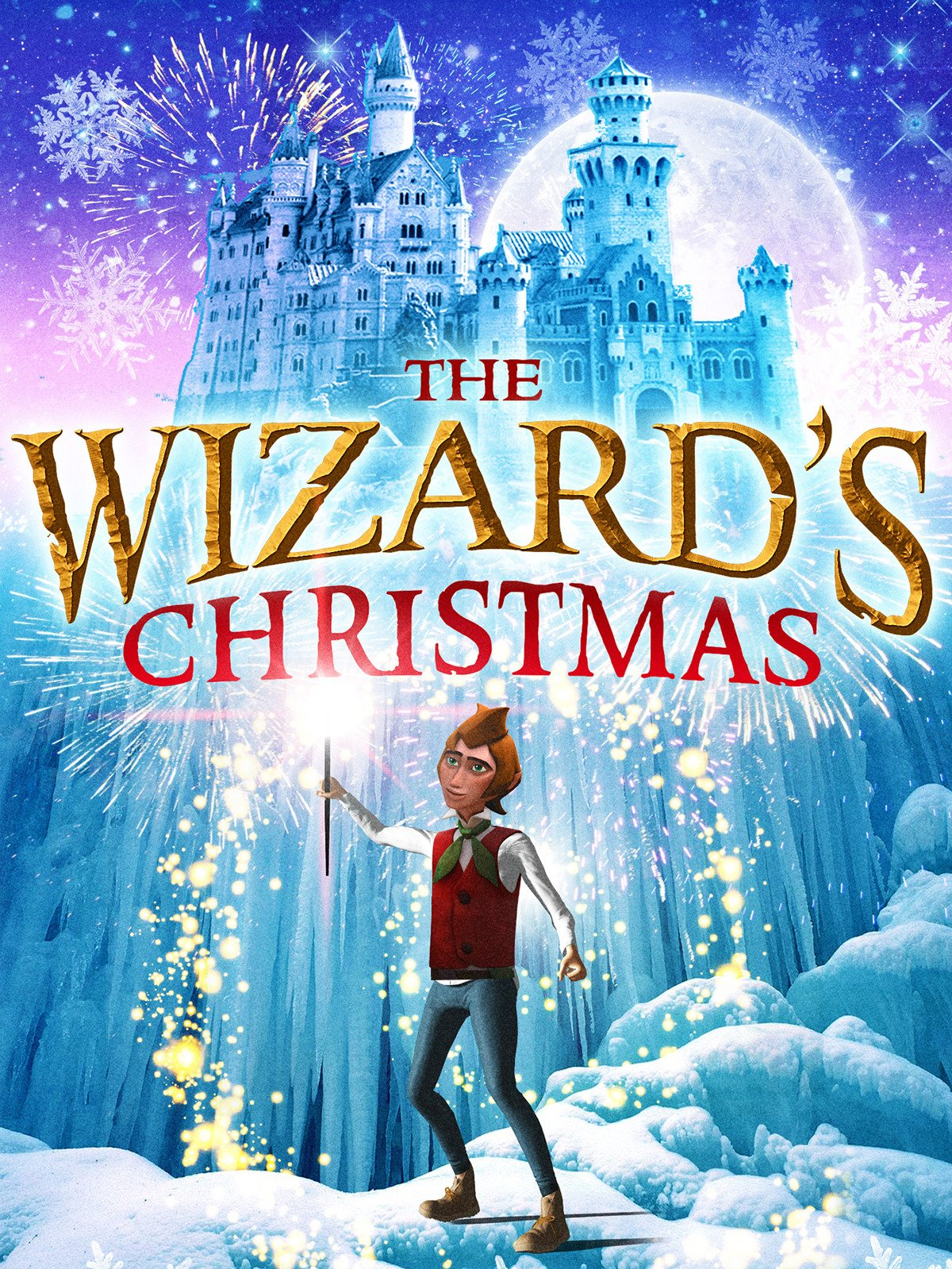 The Wizard's Christmas on Amazon Prime Instant Video UK