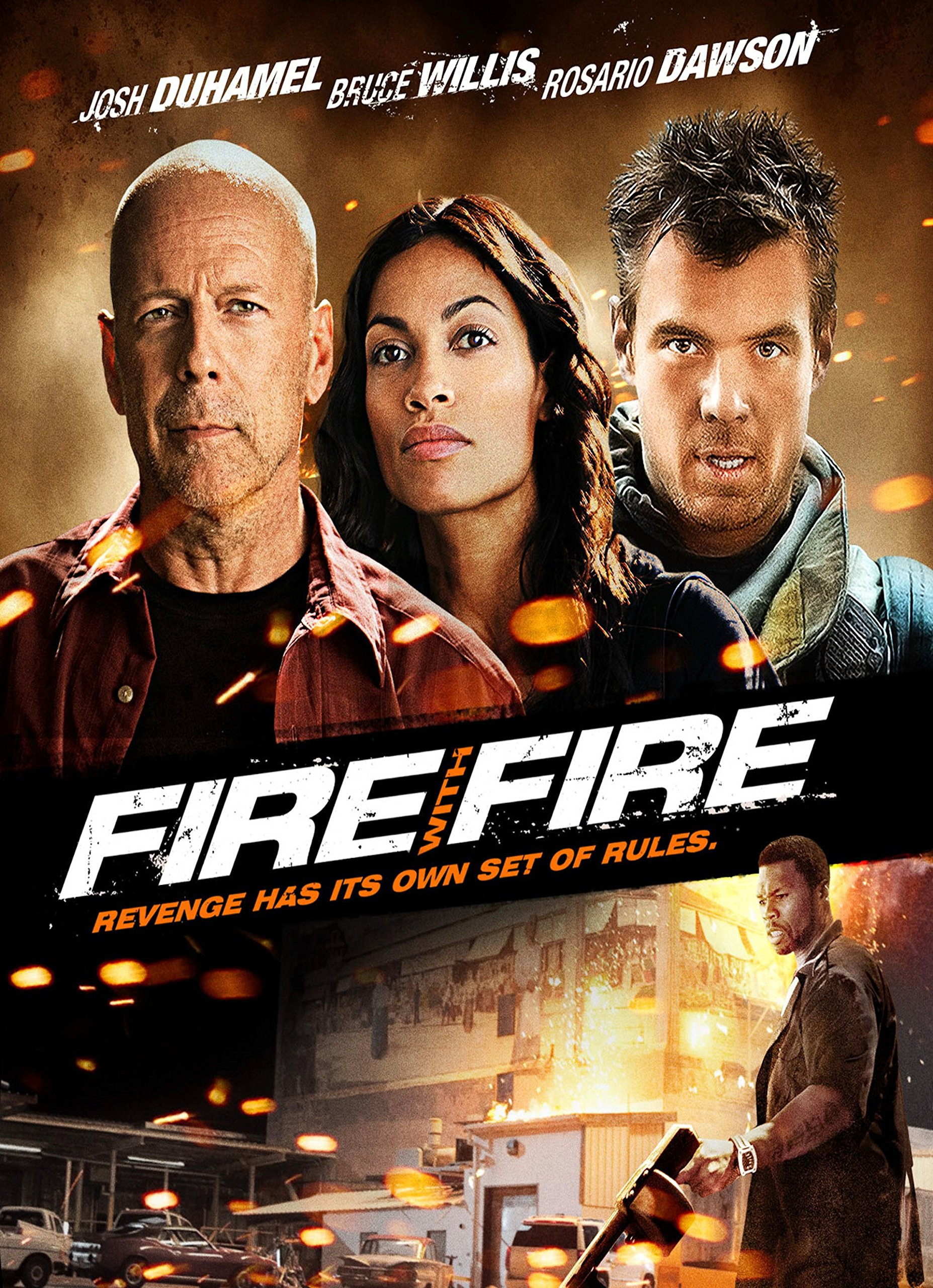 Fire With Fire on Amazon Prime Video UK