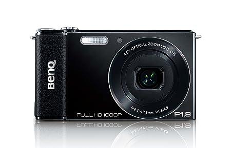 """BenQ G1 Appareil photo numérique 14 mpx avec zoom optique 4-6x, écran 7,6 cm (3"""") full HD (Noir)"""