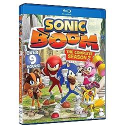 Sonic Boom: The Complete Season 2 [Blu-ray]