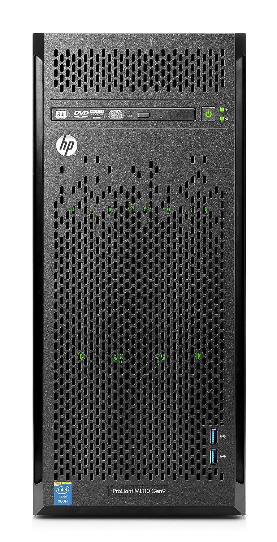 HP ProLiant ML110 G9 4.5U Tower Server - 1 x Intel Xeon E5-2603 v3 Hexa-core (6 Core) 1.60 GHz 777160-001