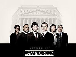 Law & Order - Staffel 20