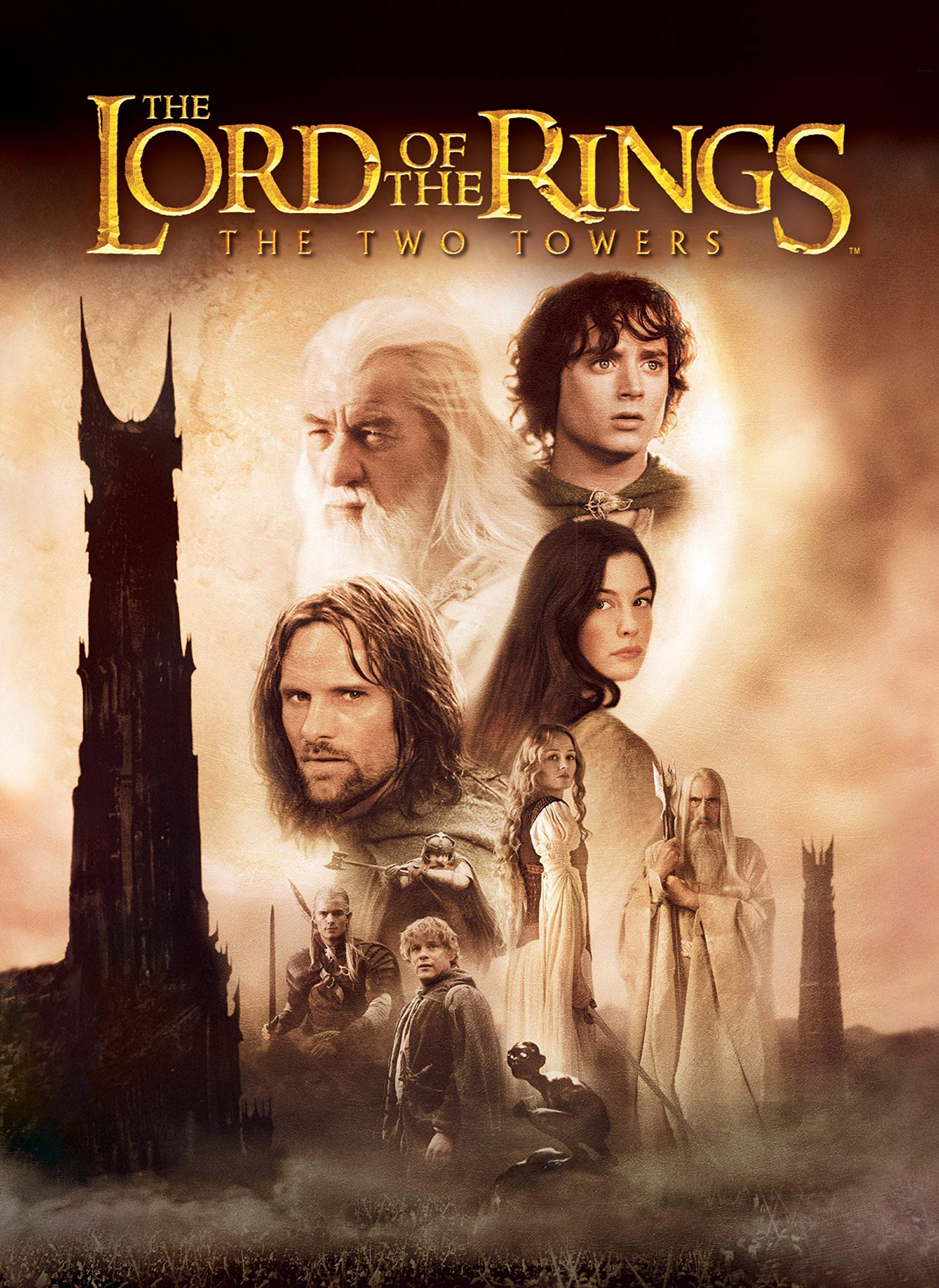 Lord of the Rings: The Two Towers on Amazon Prime Video UK