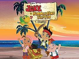 Jake und die Nimmerland Piraten Staffel 1