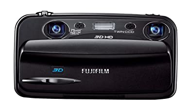 海淘3D相机:富士FinePix REAL 3D W3 数码相机