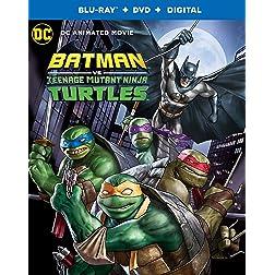 Batman vs. Teenage Mutant Ninja Turtles [Blu-ray]