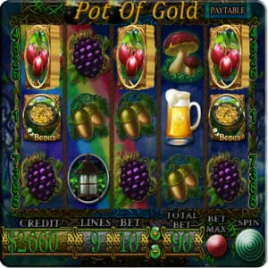 Pot Of Gold Slot Machine