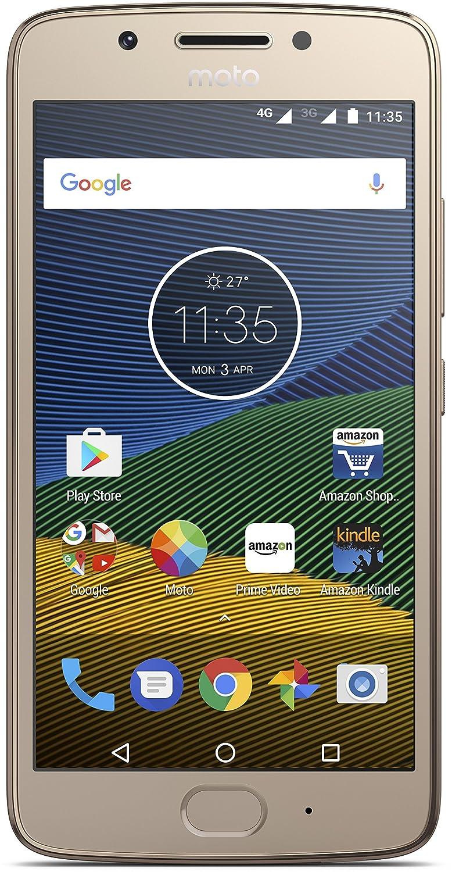 Moto G5 (Fine Gold)