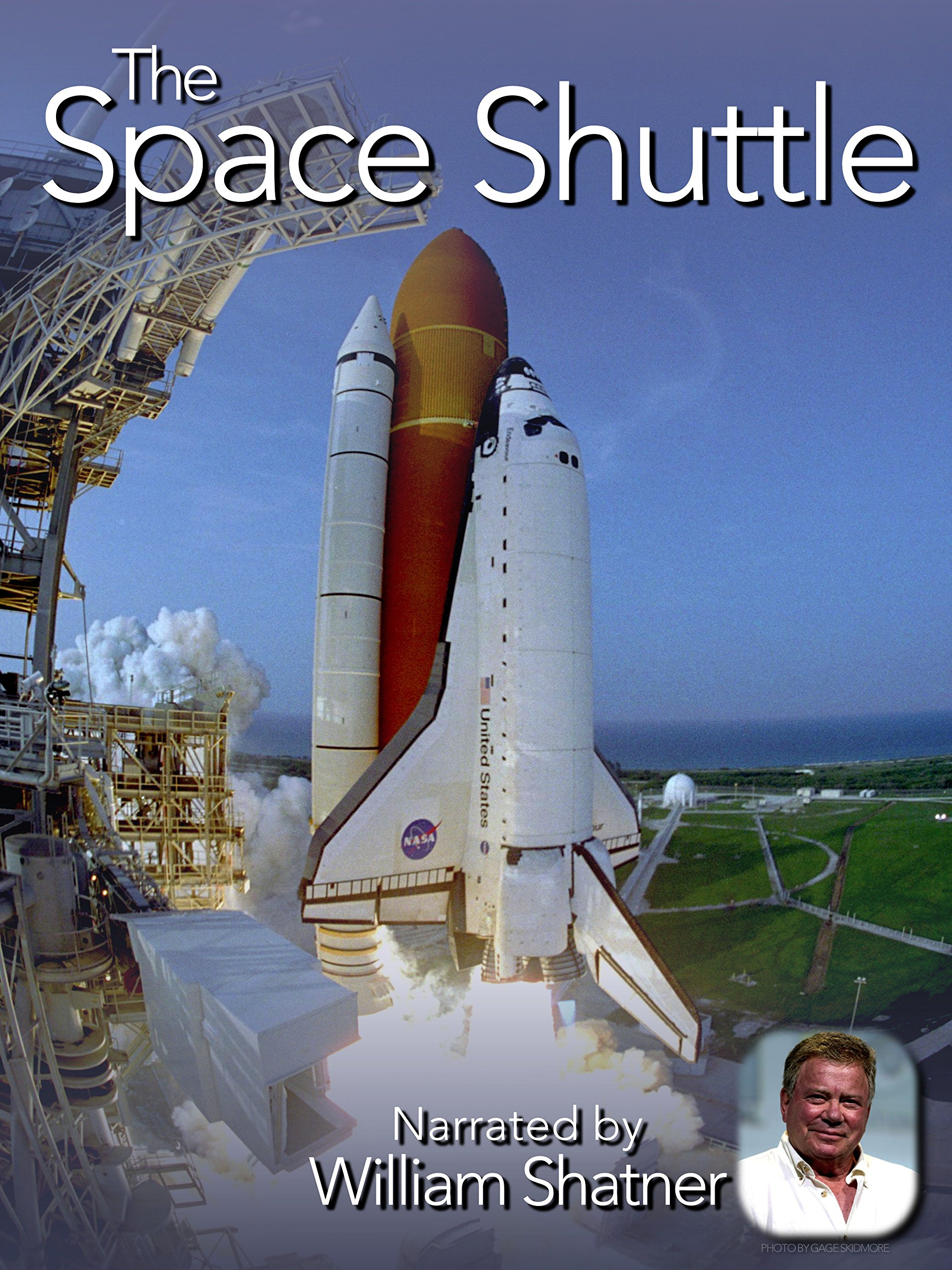 The Space Shuttle (Narrarated by William Shatner)