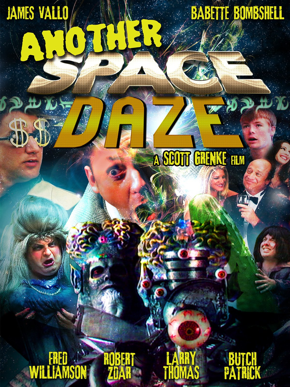 Another Space Daze