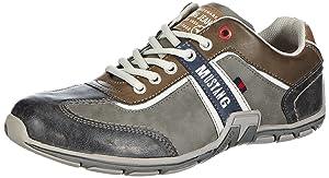 Mustang Schnürhalbschuh, chaussures basses à lacets homme   Commentaires en ligne plus informations