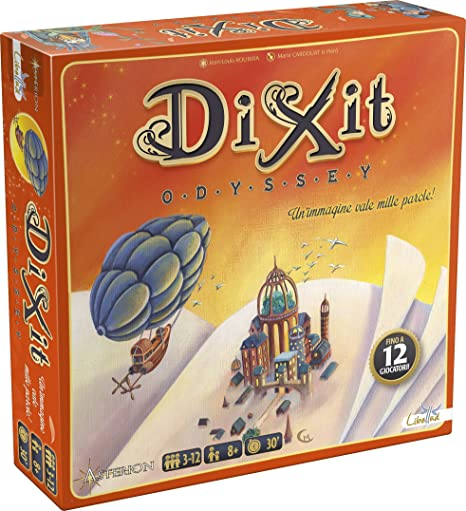 Dixit Odyssey - Lingua italienne