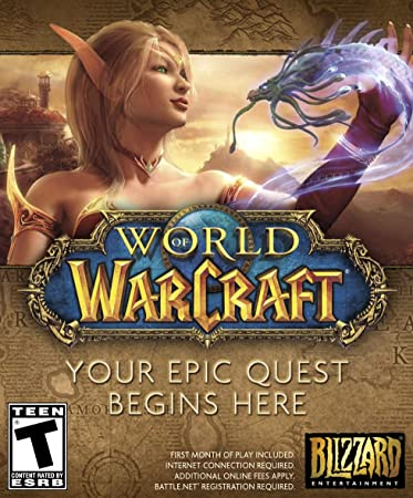 World of Warcraft - PC/Mac [Digital Code]