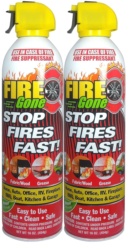 Cold Fire Extinguisher Fire Extinguisher 16 oz