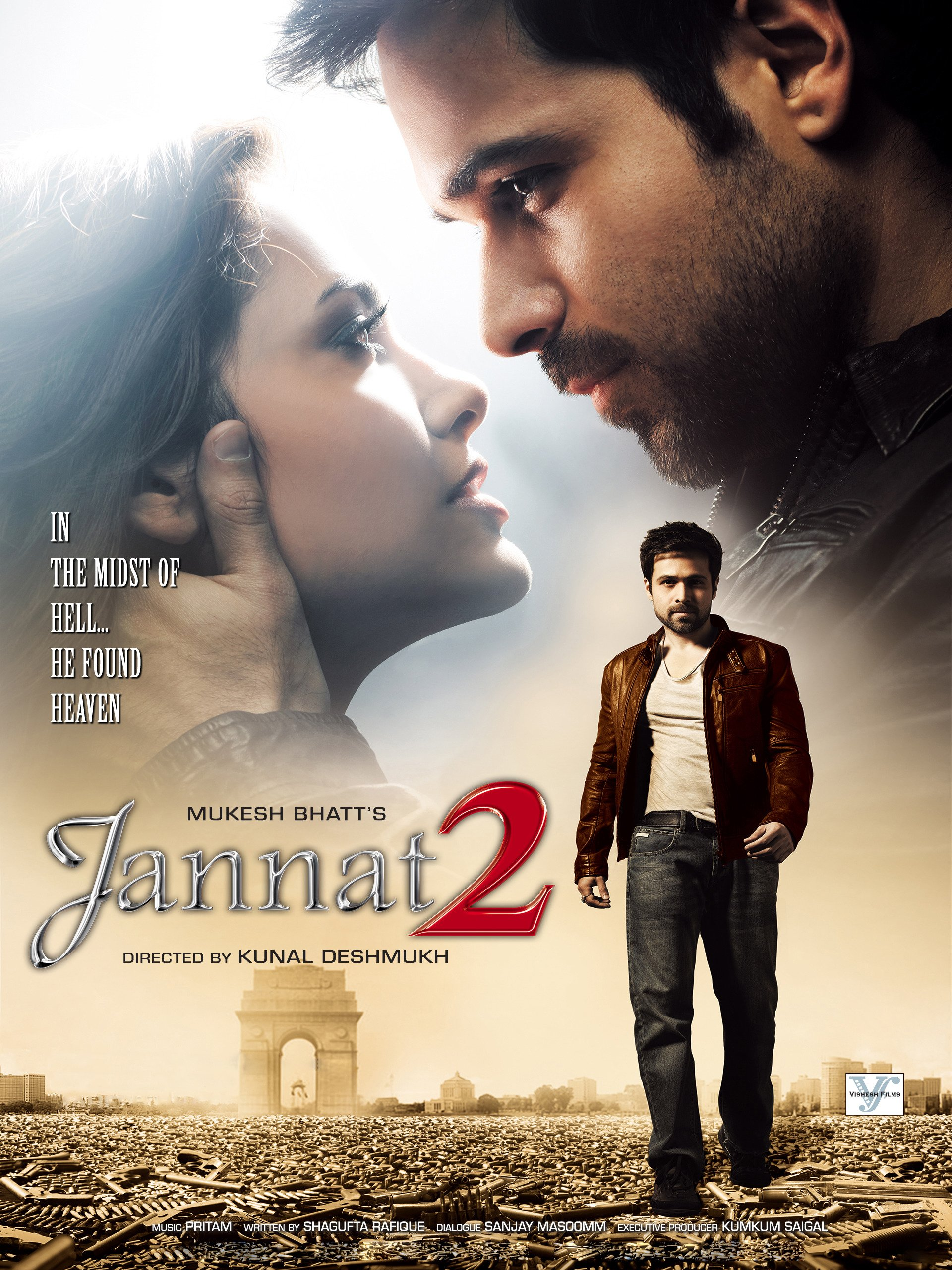 Jannat 2 on Amazon Prime Video UK