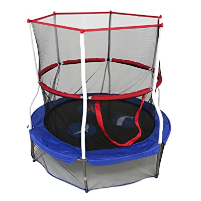 best-kid-trampoline-with-enclosure