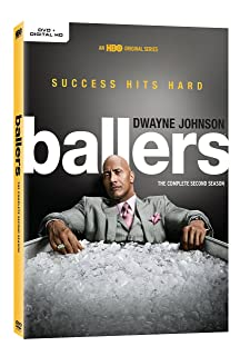 Book Cover: BALLERS: S2