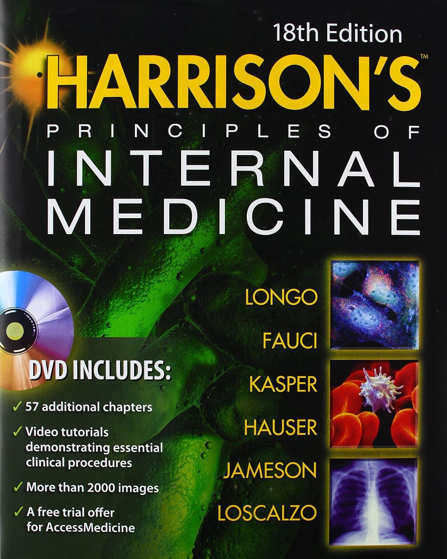 Harrisons principles of internal medicine 18th edition original harrisons principles of internal medicine 18th edition original ebook pdf download 2 volumes in 1 fandeluxe Images