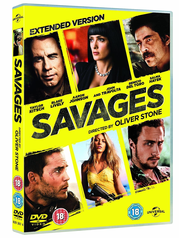 Savages / Oliver Stone, Réal. | Stone, Oliver. Monteur