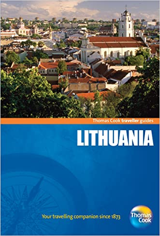 Traveller Guides Lithuania, 3rd (Travellers - Thomas Cook)