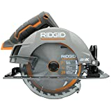 Ridgid Genuine OEM R8652 Gen5X Cordless 18V Lithium Ion Brush Motor 7 1/4 Inch Circular Saw (Batteries Not Included, Power Tool and Single Blade Only) (Renewed)