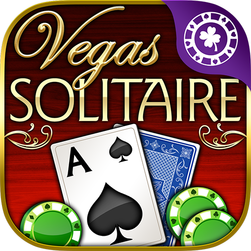 vegas style solitaire