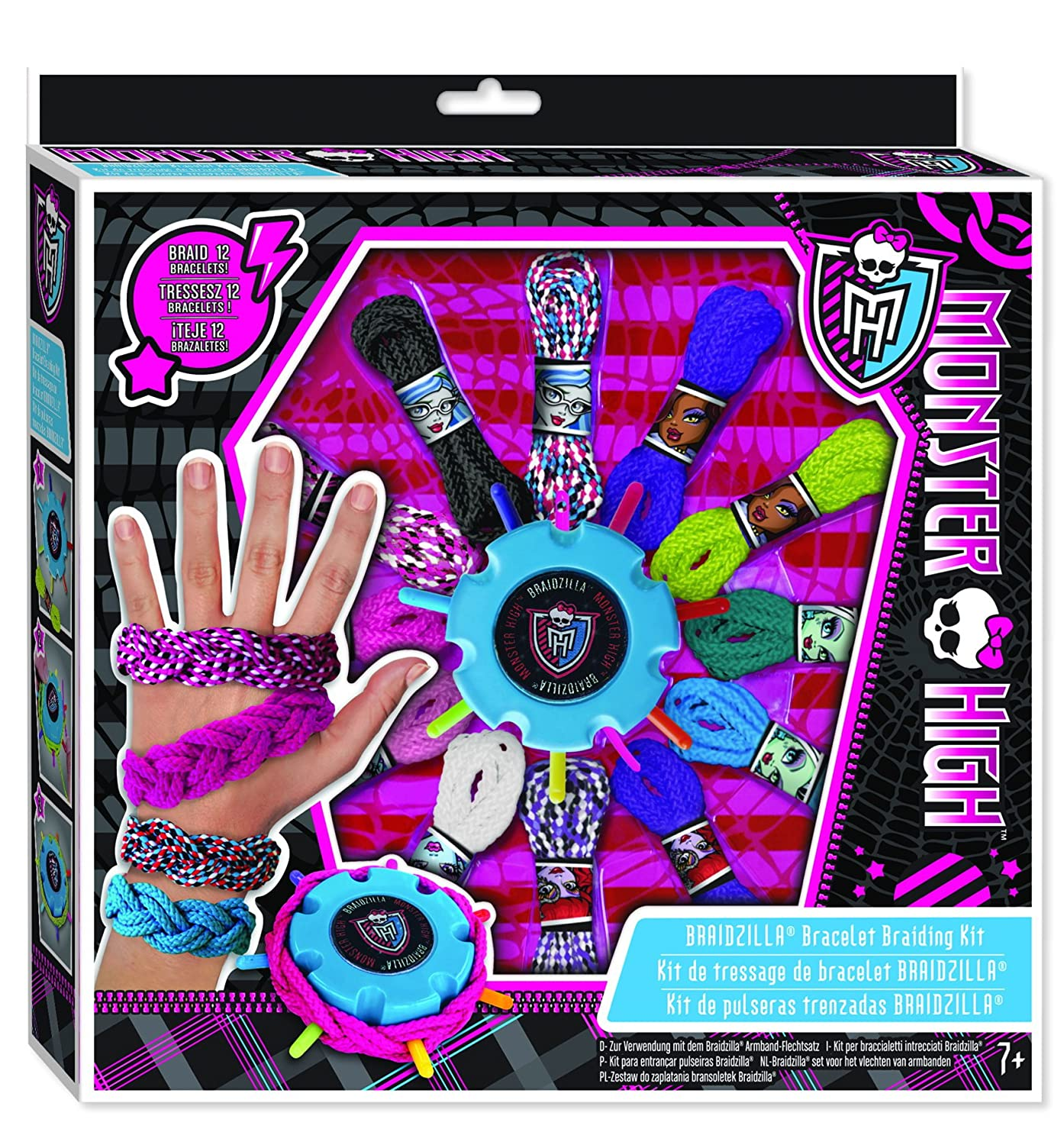 Monster High Tapeffiti Fashion Design Fashion Angels Monster High
