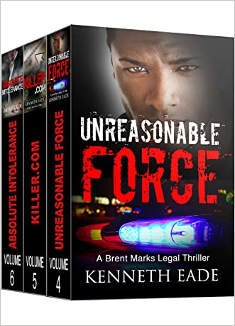 Brent Marks Legal Thriller Series: Box Set Two