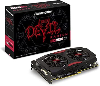 PowerColor 4GB GDDR5 Video Card
