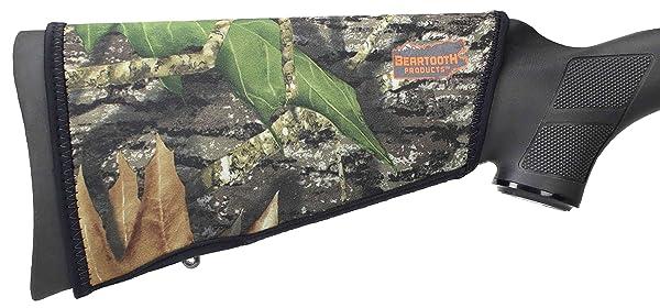 Beartooth StockGuard 2.0 - Premium Neoprene Gun Stock Cover - NO Loops Model (Mossy Oak Break-up) (Color: Mossy Oak Break-up)