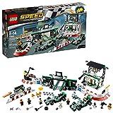 LEGO Speed Champions Mercedes Amg Petronas Formula One Team 75883 Building Kit (941 Piece), Multi (Color: Multi)