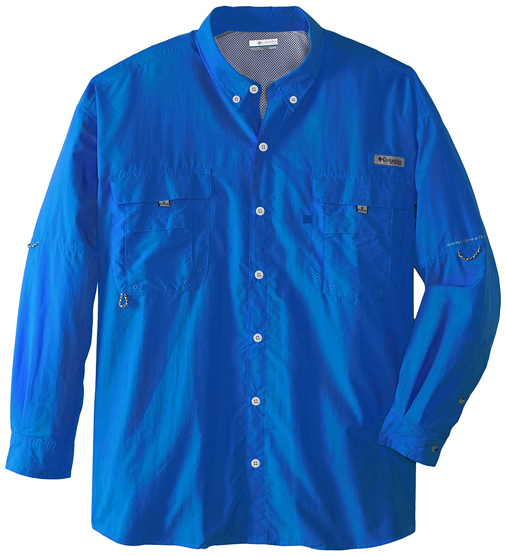 Columbia Men's Bahama II Big Long Sleeve Shirt