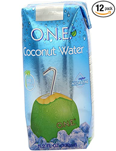 Amazon - O.N.E. Coconut Water Splash 11.2 oz (Pack of 12) - $12.39