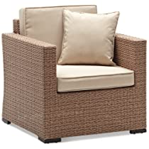Image of All-Weather Wicker Chair