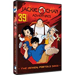 Jackie Chan Adventures - The Demon Portals Saga - 39 Episodes