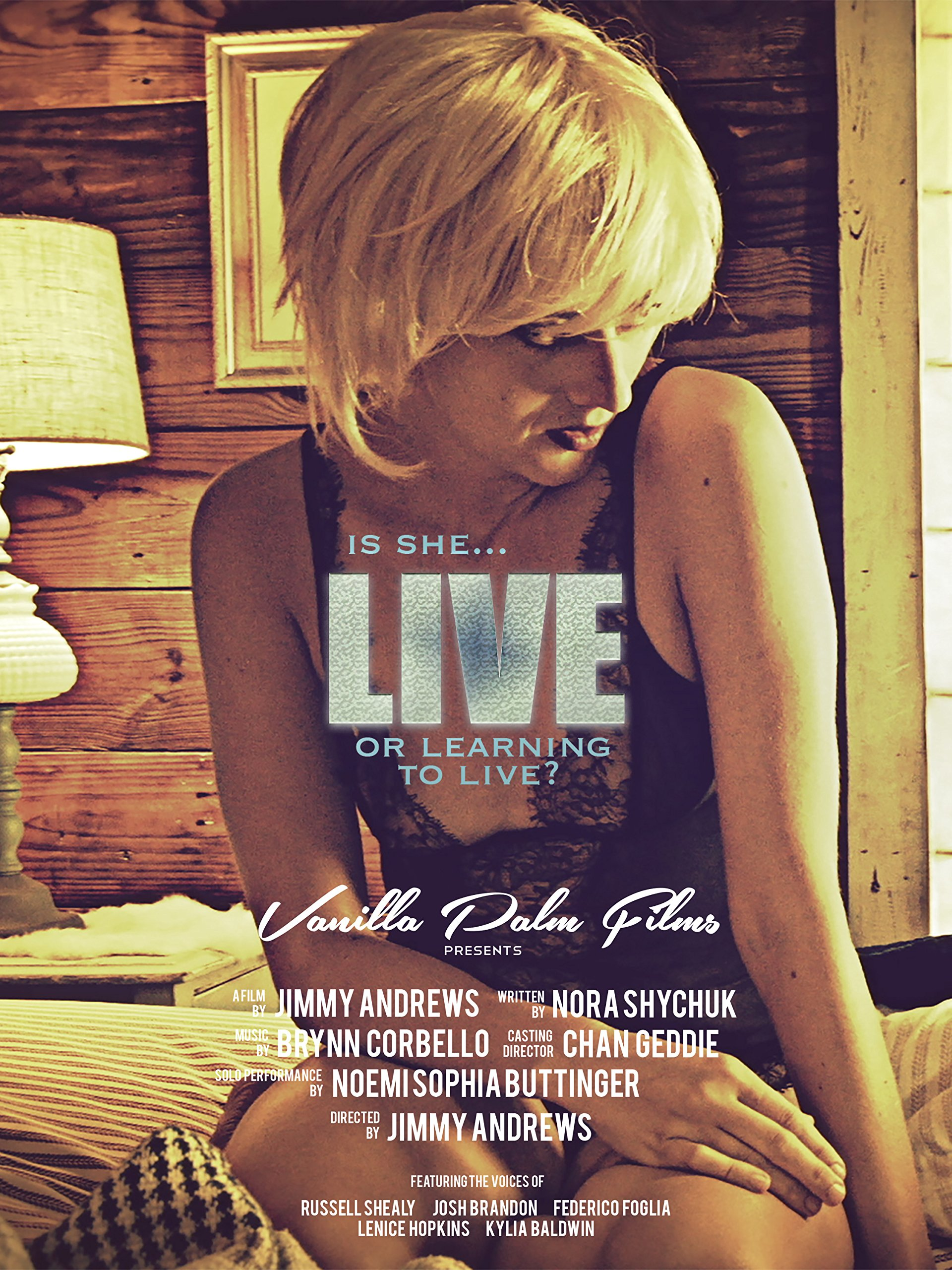 Live on Amazon Prime Instant Video UK