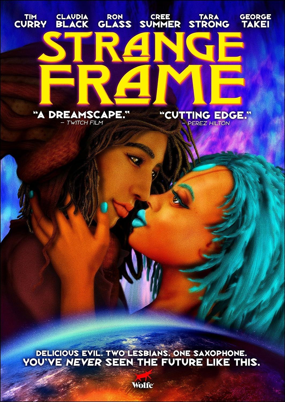 Strange Frame Cover