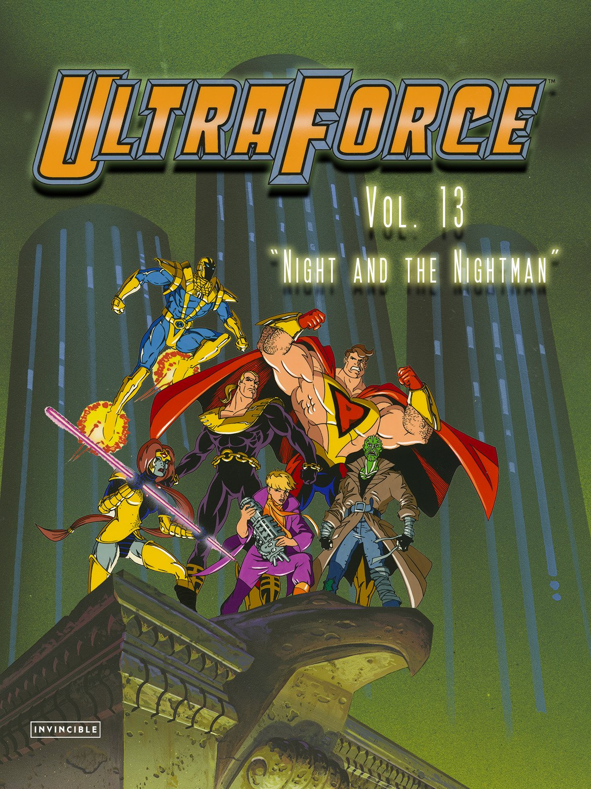 "Ultraforce Vol. 13""Night and the Nightman"""