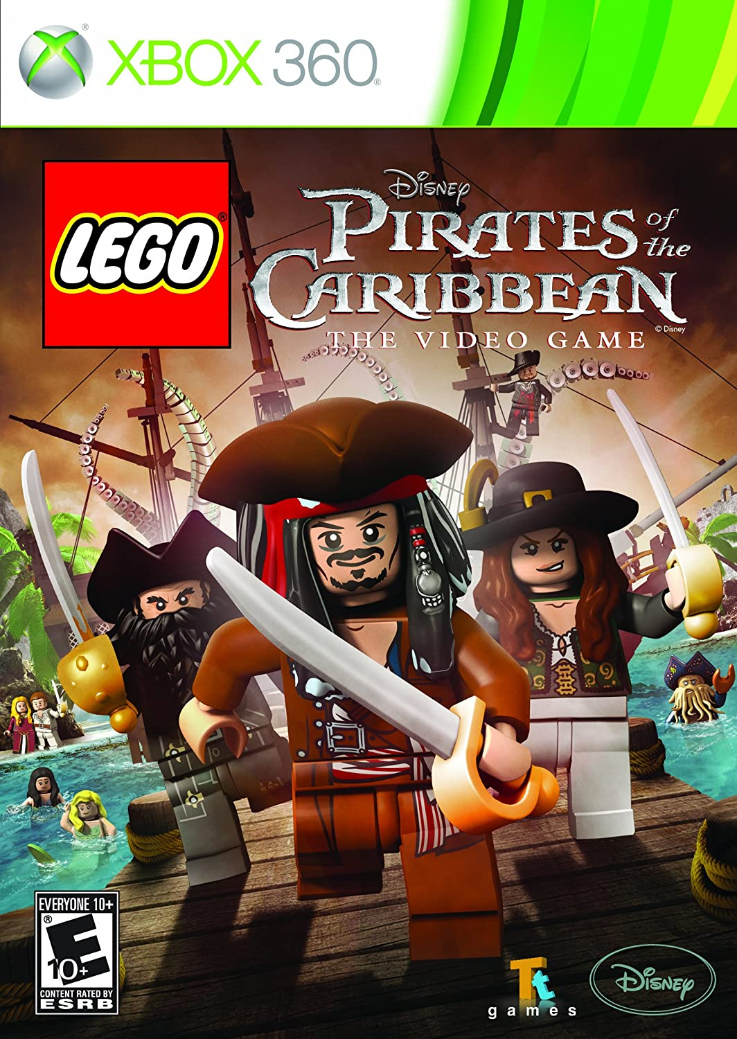 LEGO Pirates of the Caribbean $12.99