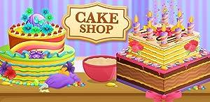 Cake Shop by Pazu