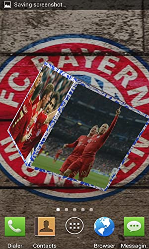 FC Bayern München 3D Wallpaper - Amazon Mobile Analytics and App ...