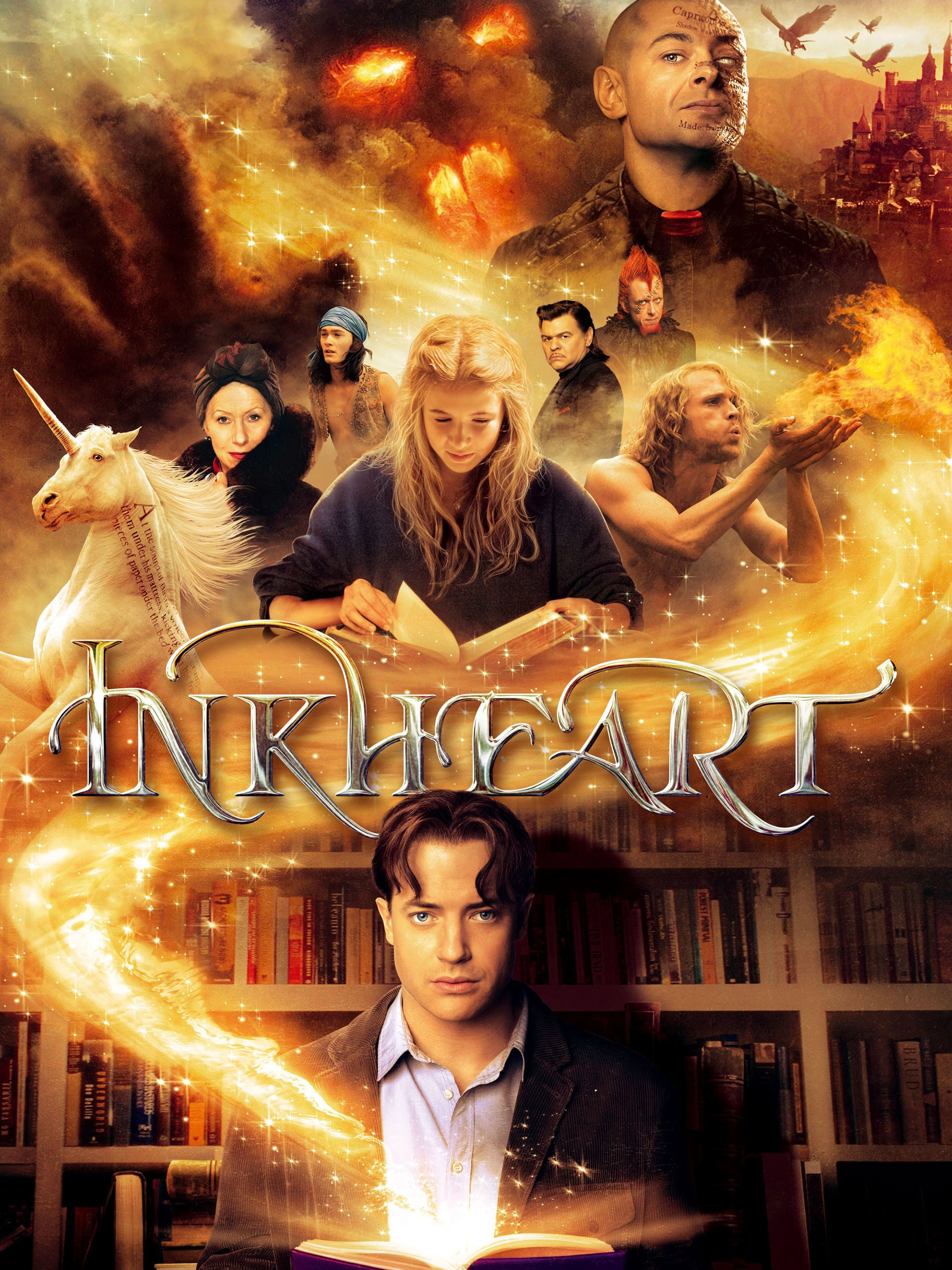 Inkheart on Amazon Prime Instant Video UK