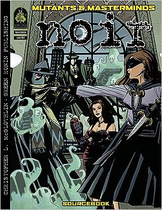 Mutants & Masterminds: Noir (Mutants & Masterminds Sourcebook)