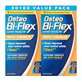 Osteo Bi-Flex Triple Strength Twin, 80 Count