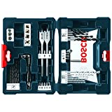 Bosch MS4041 41-Piece Drill and Drive Bit Set (Tamaño: 41-Piece Set)