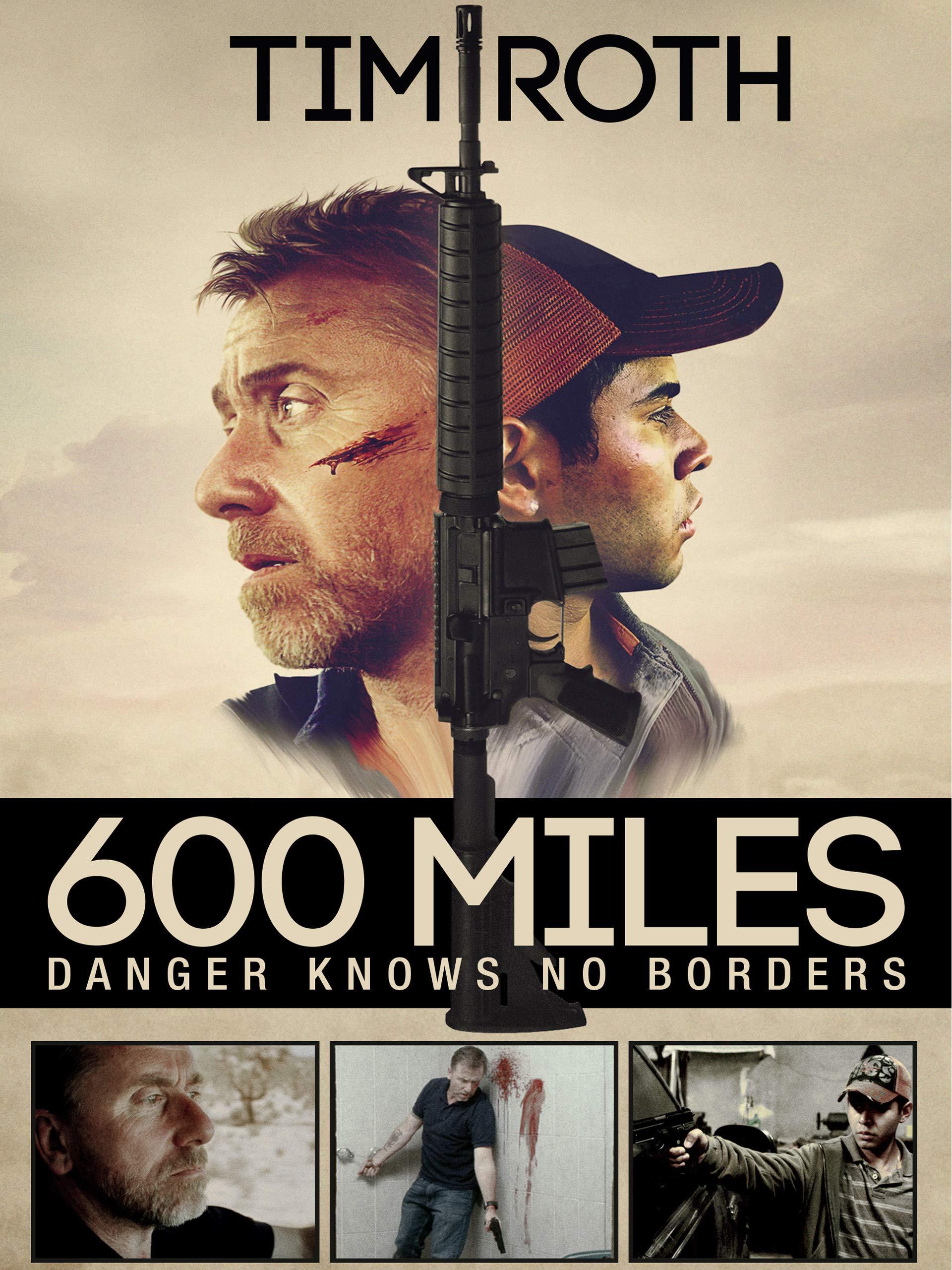 600 Miles on Amazon Prime Video UK